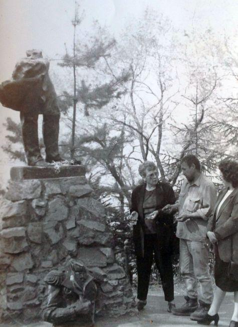 парк хабаровск невельской скульптура habinfo.ru