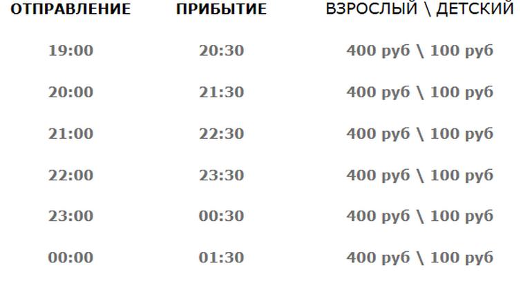 билеты на прогулочные теплоходы 2018