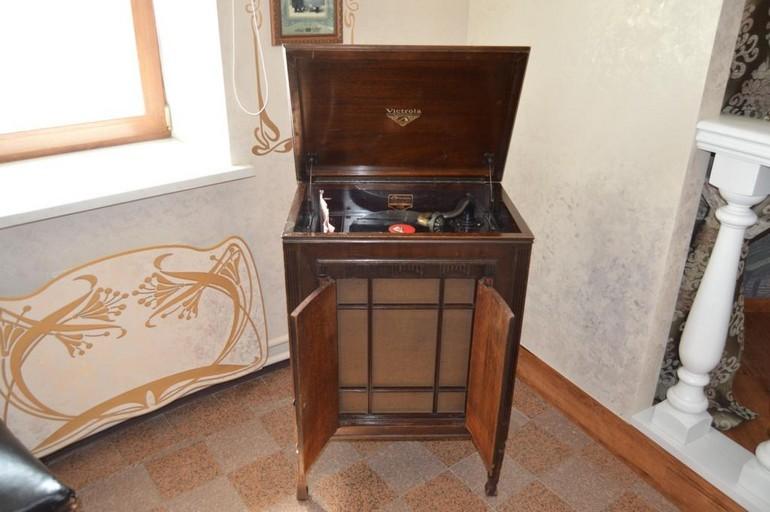 грамофон музей утес берег амура