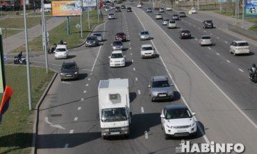 График ограничения движения транспорта в Хабаровске в праздничные дни