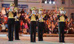 Новые программы от военно-музыкальных коллективов на фестивале «Амурские волны»