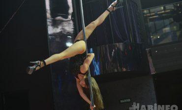 Вертикальная акробатика: пилону все возрасты покорны (ФОТО и ВИДЕО)