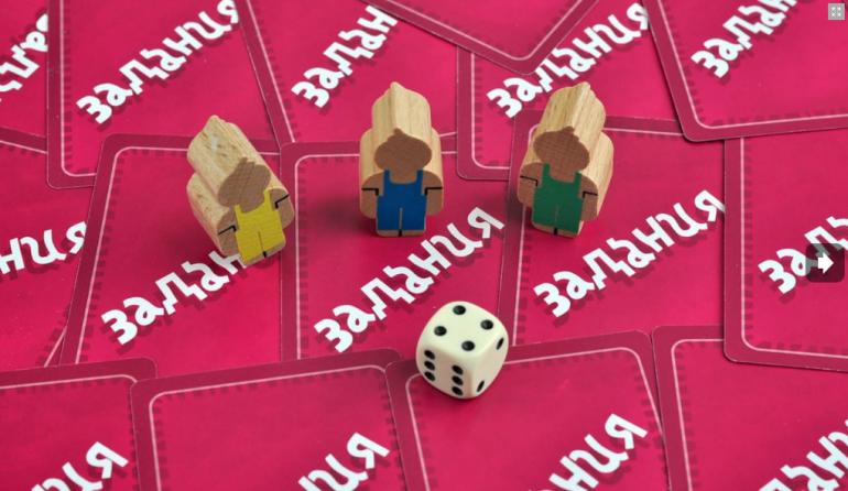 """Игры с надувным Валерой и Башня для взрослых: """"настолки"""" для любой компании"""