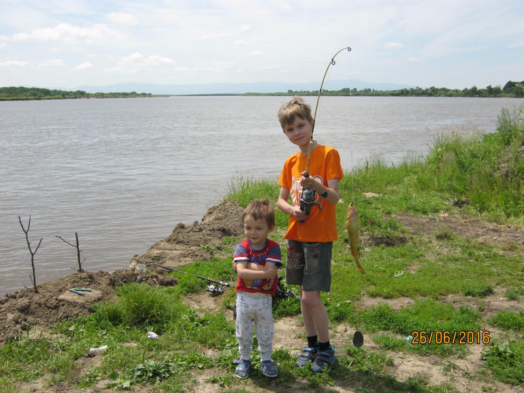 рыбалка дача фото