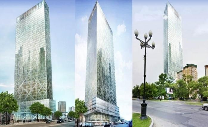небоскреб в хабаровске новости строительства