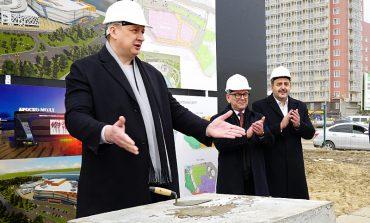 Попытка №5: в Хабаровске строят аквапарк или очередной ТРЦ?