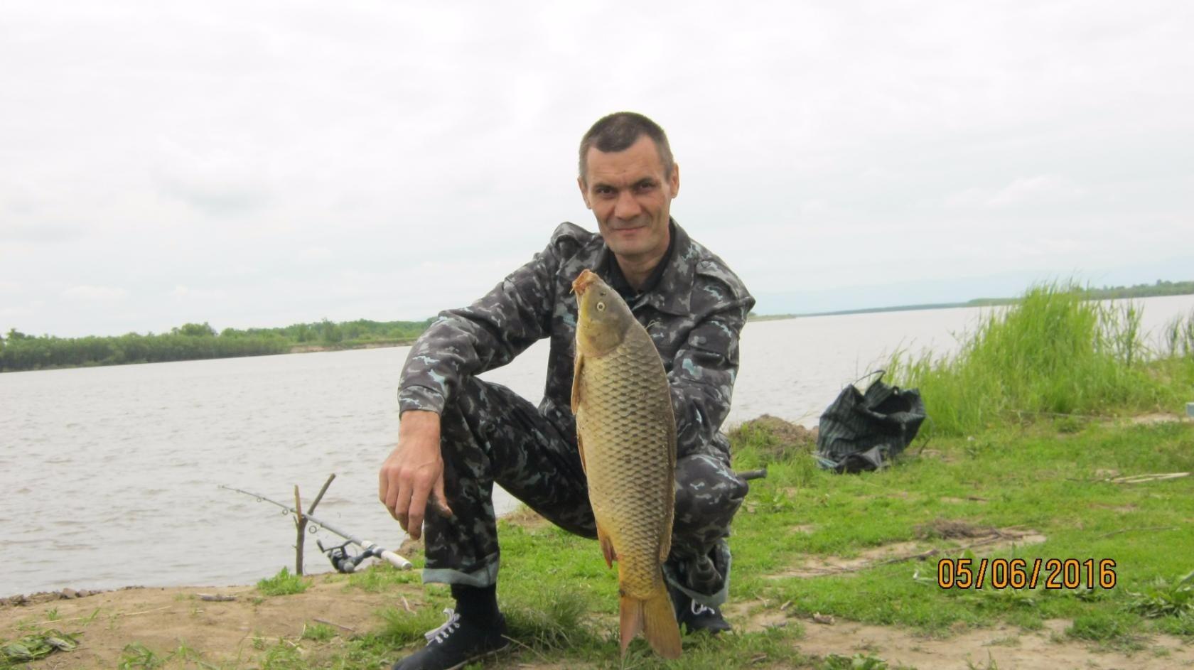 улов рыбак рыба Александр Крылатов