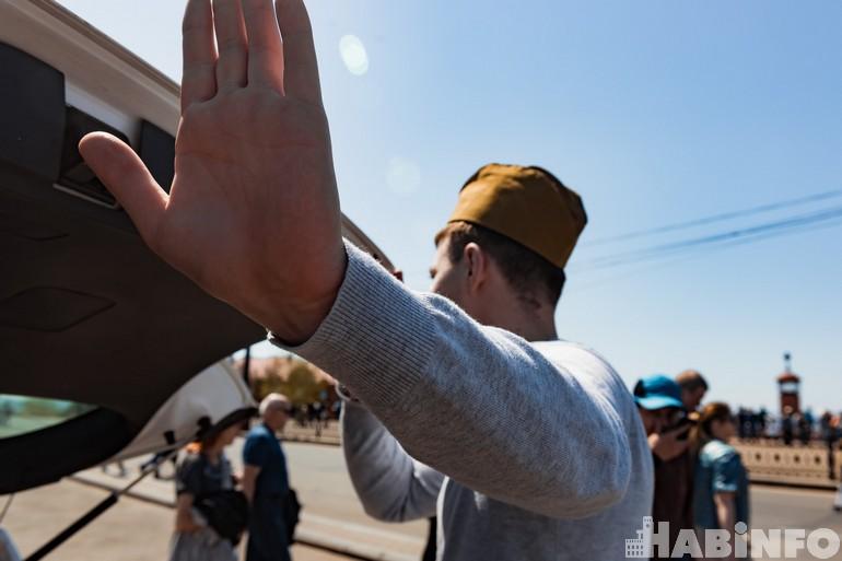 парад хабаровск 9 мая 2018 фото
