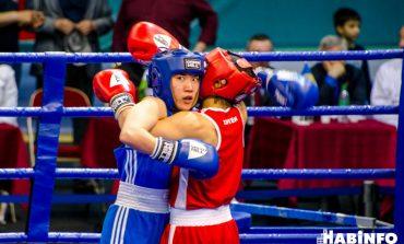 Международный турнир по боксу в Хабаровске: на ринге спортсмены из 28 стран
