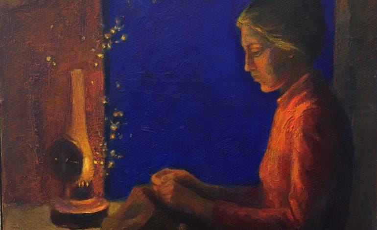 Выставка художника Игоря Шабалина: картины с душой