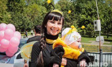 Поздравления — городу, подарки — жителям: как отпраздновали юбилей Хабаровска