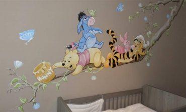 Зачем детям нужны картинки на стенах