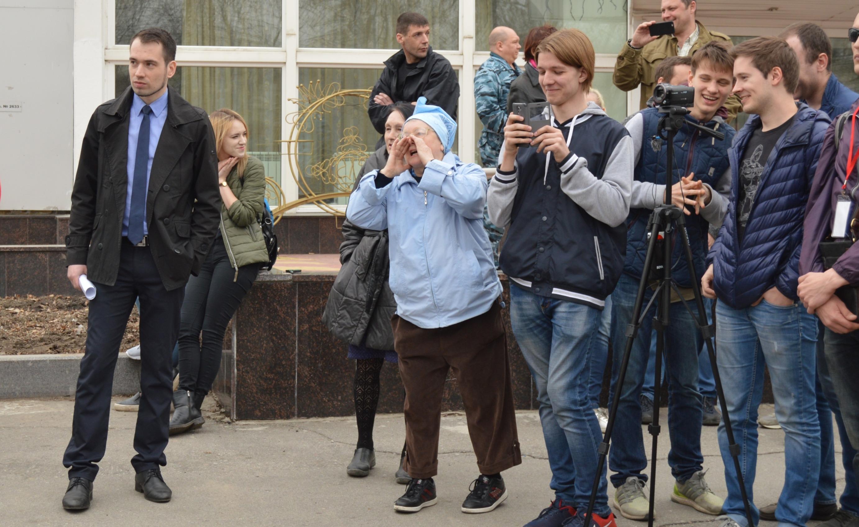 митинг сторонников Навального хабаровск