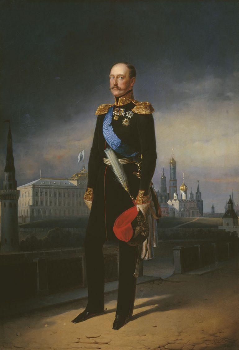 Николай I Палкин фото