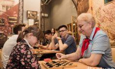 Советские «настолки» против новомодных приставок: «Ночь Музеев 2018» в Хабаровске