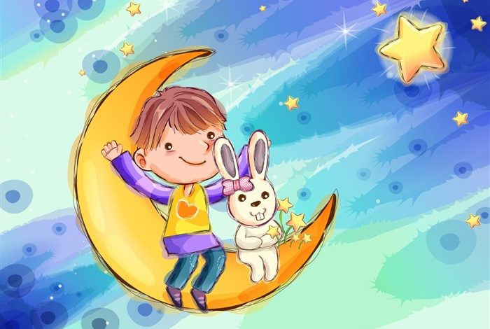 Пока одних детей находят в капусте, другие прилетают с Луны