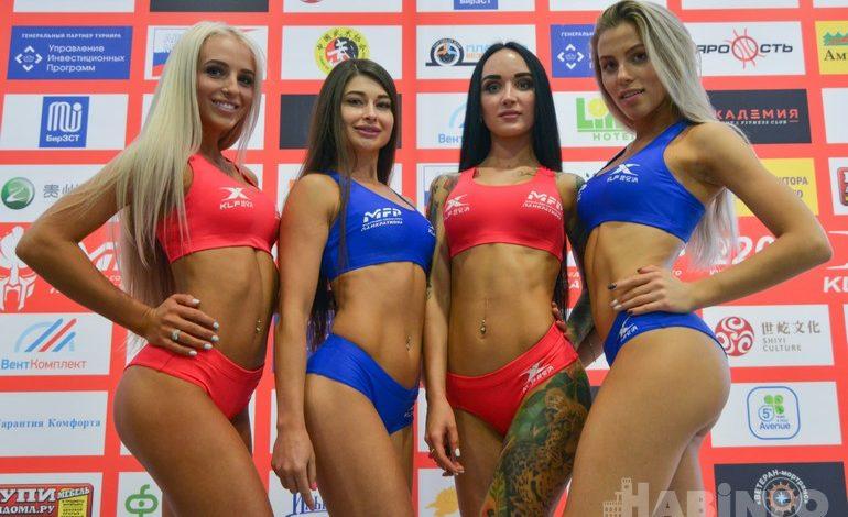 В полной боевой готовности: в Хабаровске взвесили участников «Кубка мэра» по ММА