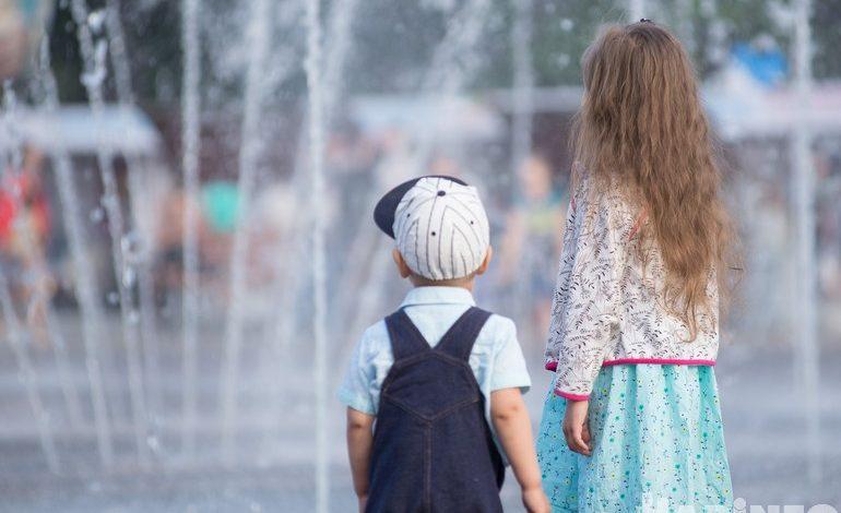 Можно ли купаться в пешеходных фонтанах в Хабаровске