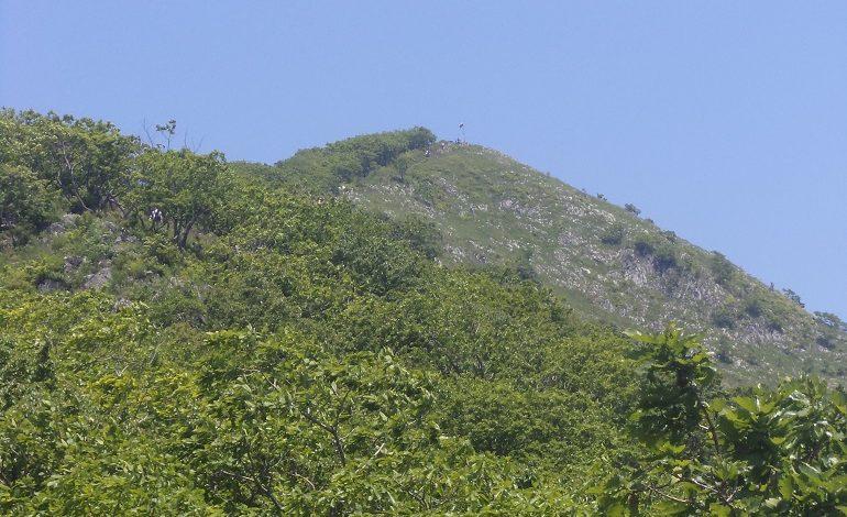 Путешествуем по Приморью: подъём на гору Сестра