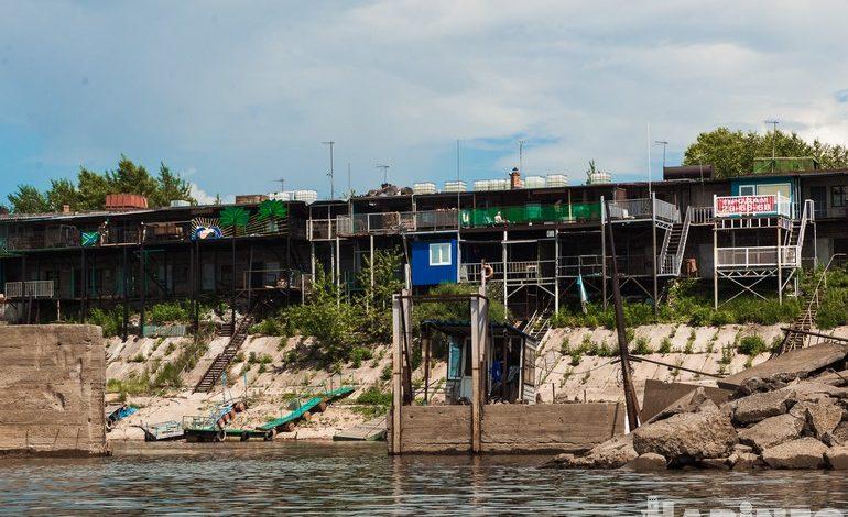 Не для открытки: как выглядит Хабаровск с Амура