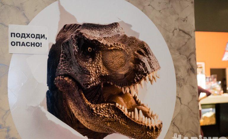 «Мир Юрского периода — 2»: куда бежать от динозавров в Хабаровске