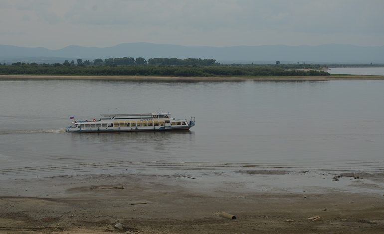 Турист, без паники: уровень Амура восстановится на днях
