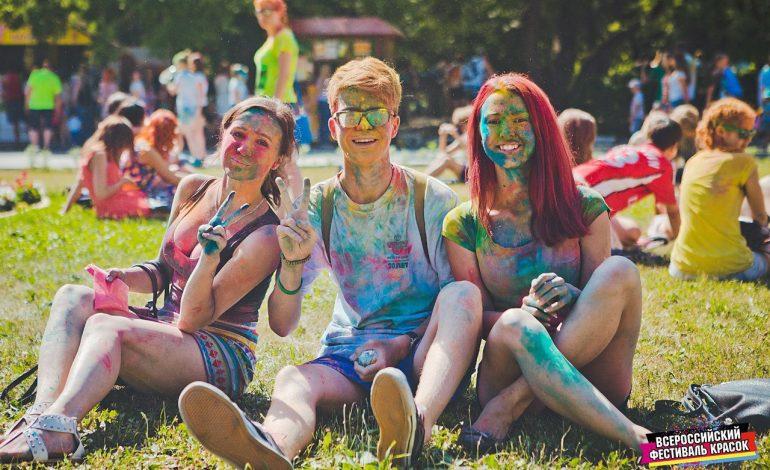 Самый яркий фестиваль весны в Хабаровске