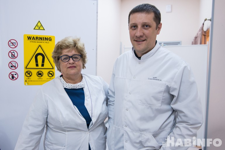 клинике МРТ Эксперт Хабаровске фото