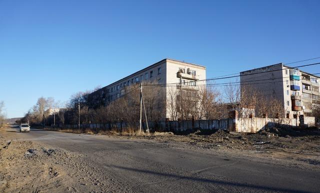 В Таёжном отремонтируют бывший жилфонд Минобороны