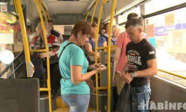 Как обманывают с оплатой по безналу в автобусах