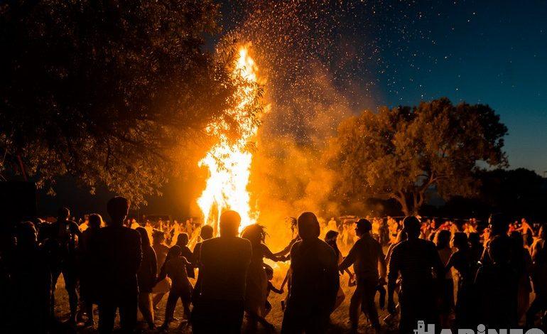 День Ивана Купала в Хабаровске: неоязычники и пенная вечеринка