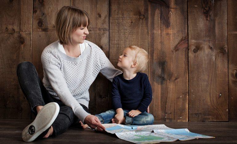 Как привить ребёнку уважение к старшим?