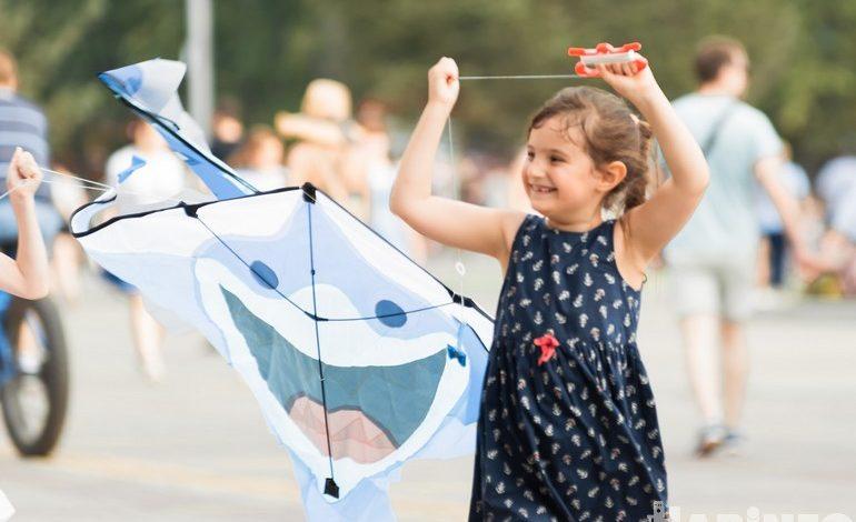 Хабаровчане отметили День тигра запуском воздушных змеев