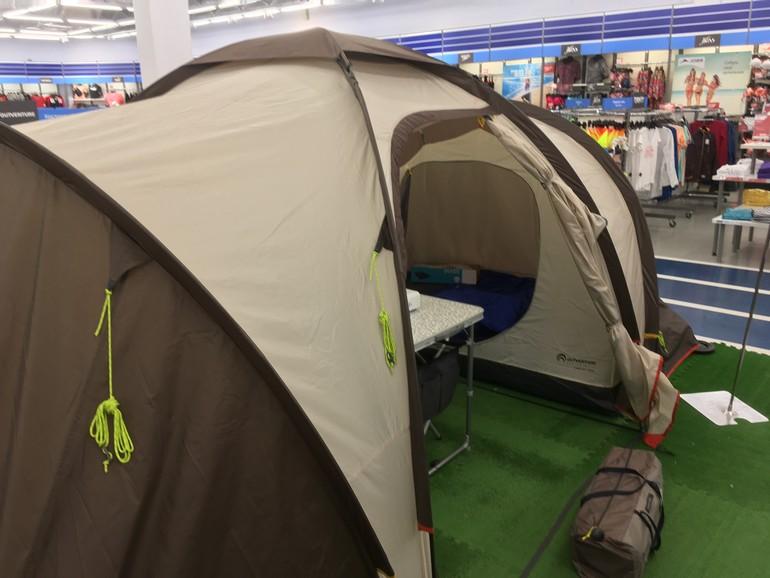 как выбрать летнюю палатку