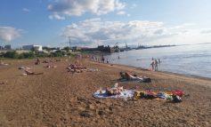 Пляж «Амуркабель» - самое южное место отдыха в Хабаровске