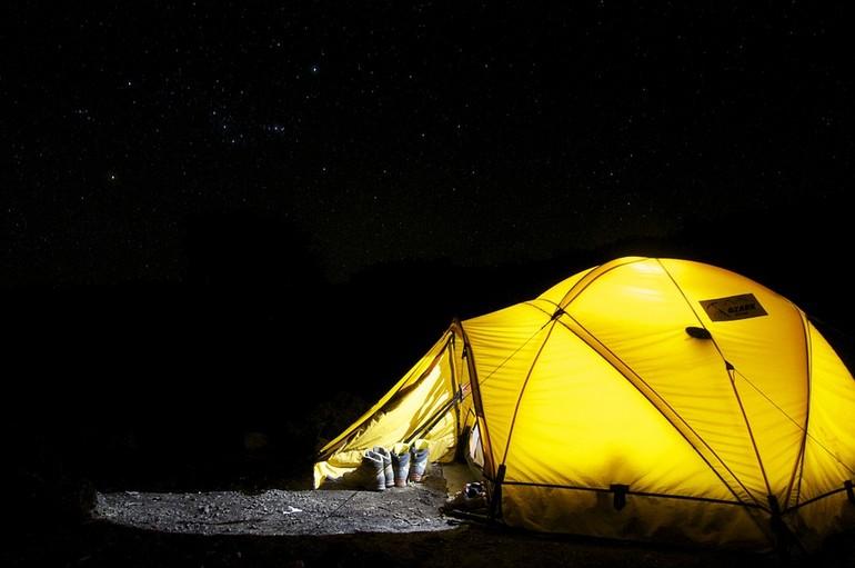 какую палатку выбрать для отдыха