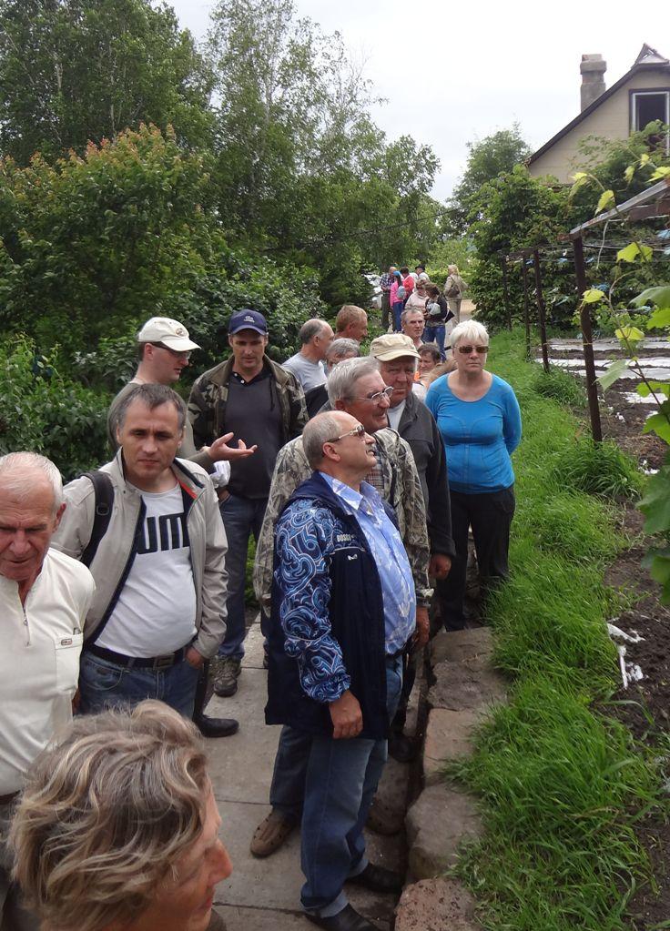 владивосток виноградари дальнего востока встреча 2018