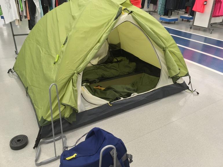 какую выбрать палатку для семейного отдыха