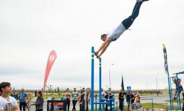 Чемпионат Гонки Героев по воркауту прошел в Хабаровске