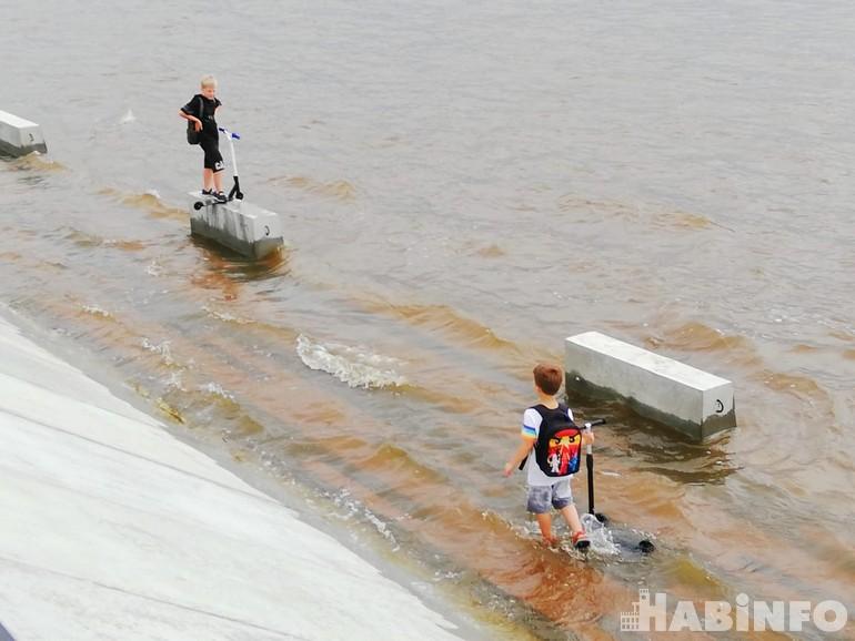 хабаровский край наводнение 2018