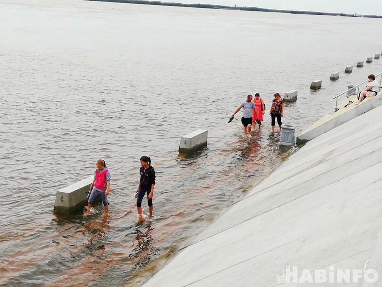 будет ли наводнение в хабаровске 2018