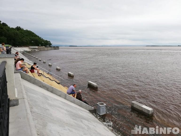 наводнение хабаровск 2018