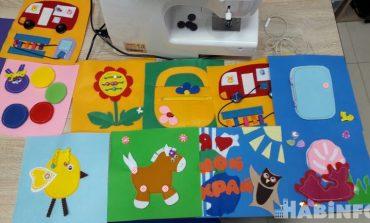 Творим добро своими руками: офис для детей-аутистов
