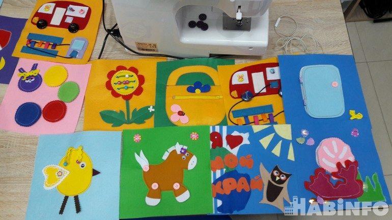 Творим добро своими руками: дети-аутисты и офис для них