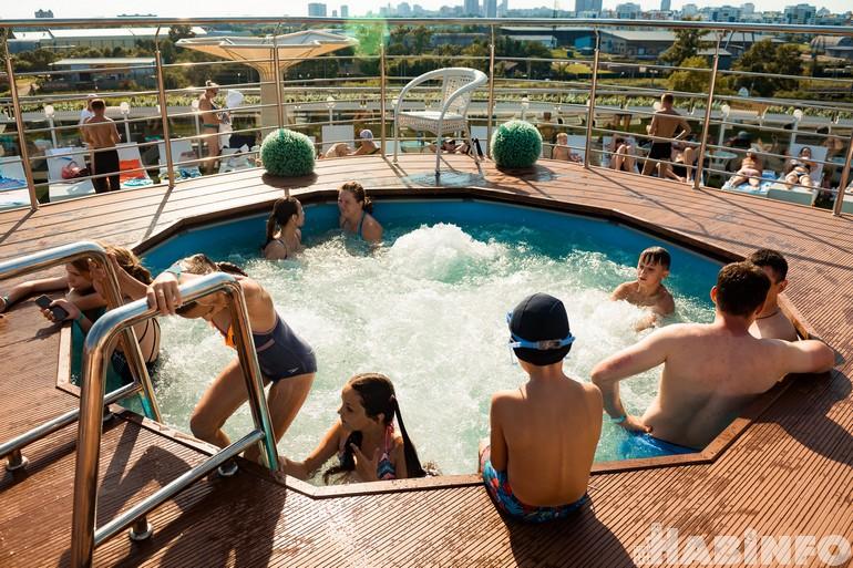 Где поплаваем: обзор бассейнов Хабаровска