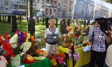 В Хабаровске прошла юбилейная выставка «Городские цветы 2018»