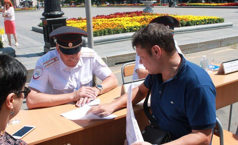 Какие вопросы задавали главному автоиспектору Хабаровска