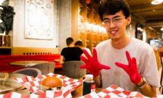 Кафе «Корми Лица» в Хабаровске: стильный интерьер и вкусные бургеры