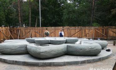 Каменный лотос: очередной подарок Хабаровску от КНР