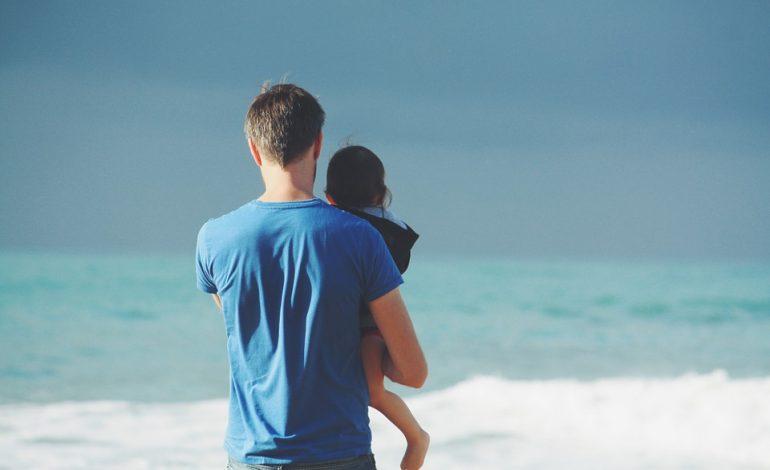 В отпуск с отцом после развода
